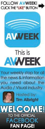 AV Week Banner