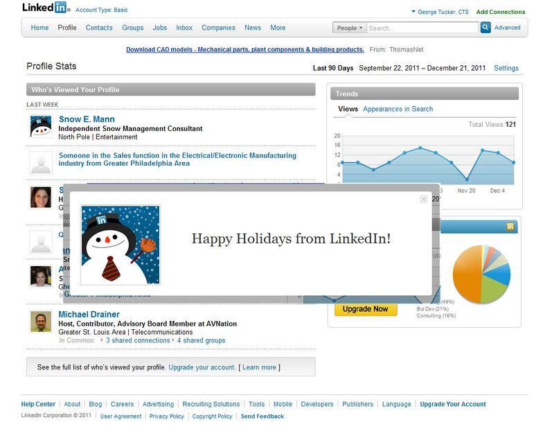 LinkedIn_Snowman